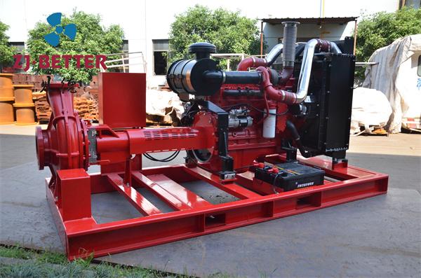 柴油机消防泵XBC-XA