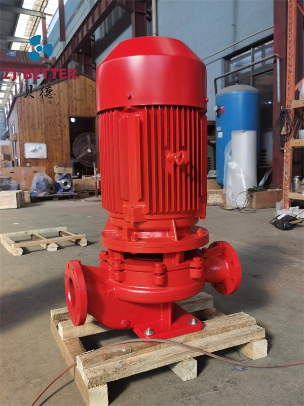 XBD-L电动立式消防泵