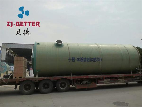 四川一体化污水泵站